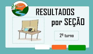Eleições 2018 - Resultados por seção, 2º turno