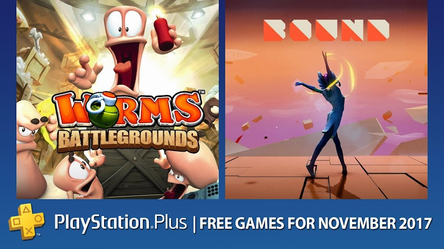 playstation plus free games november 2017