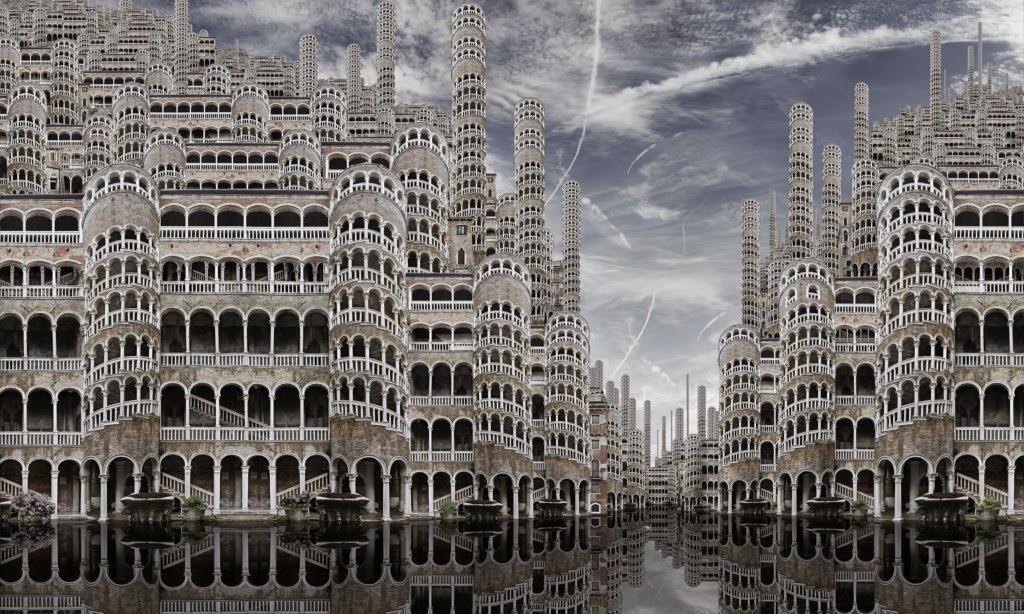 17-Scala-del-Bovolo-Jean-François-Rauzier-Surreal-Numerical-Photography-Hyperphoto-www-designstack-co