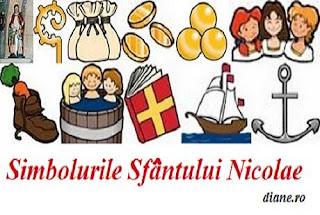 Simbol Sfântului Nicolae