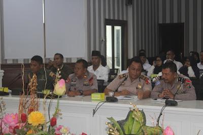 Kasubbag TU Kemenag Tanjungbalai Hadiri Rapat Persiapan HUT RI Ke-73