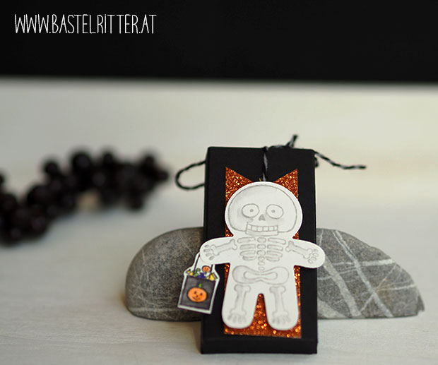 cookie cutter halloween mini ziehschokolade bastelritter stampin up