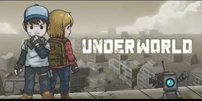 Underworld : The Shelter Mod (God Mode, Speed Hack) Apk Download