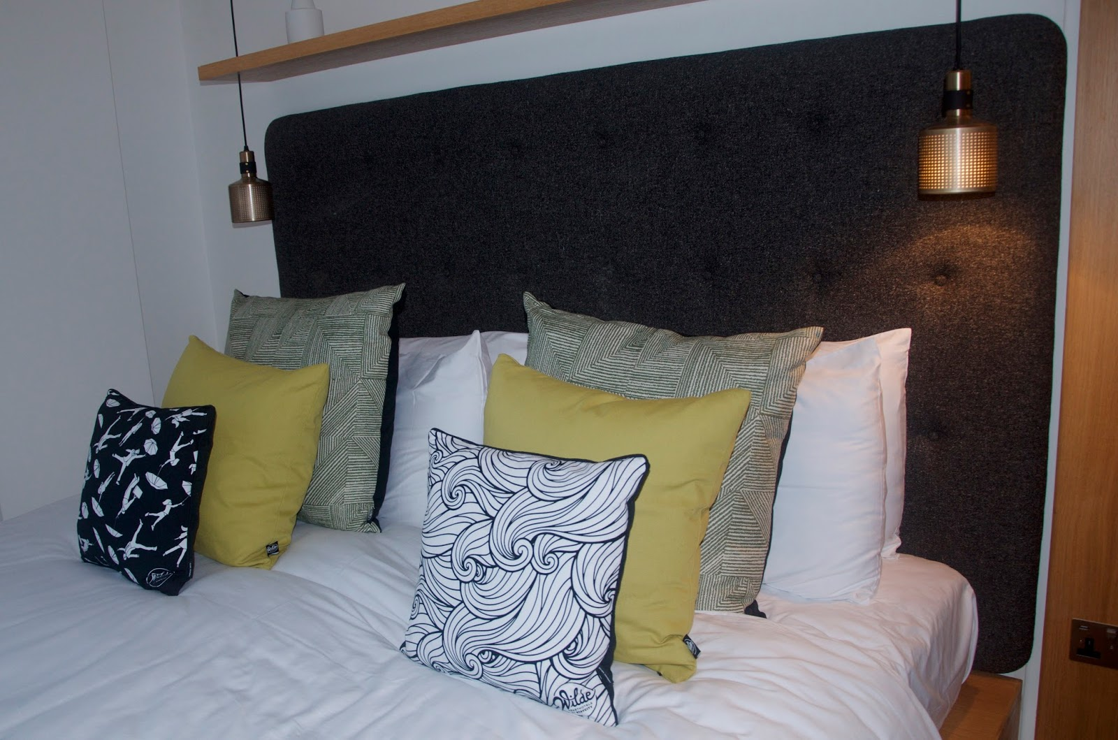 Wilde Aparthotels by Staycity bed
