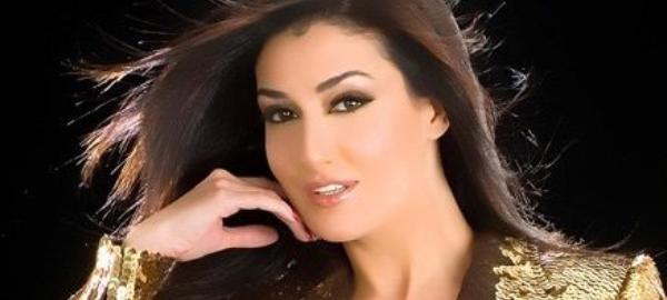 L'actrice égyptienne Ghada Abdel Razek
