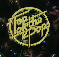 Top of the Pops logo, 1980s