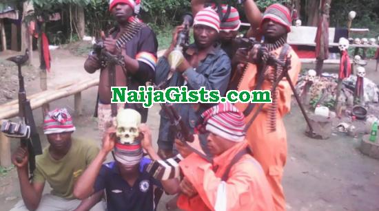 jtf raid niger delta militant shrine