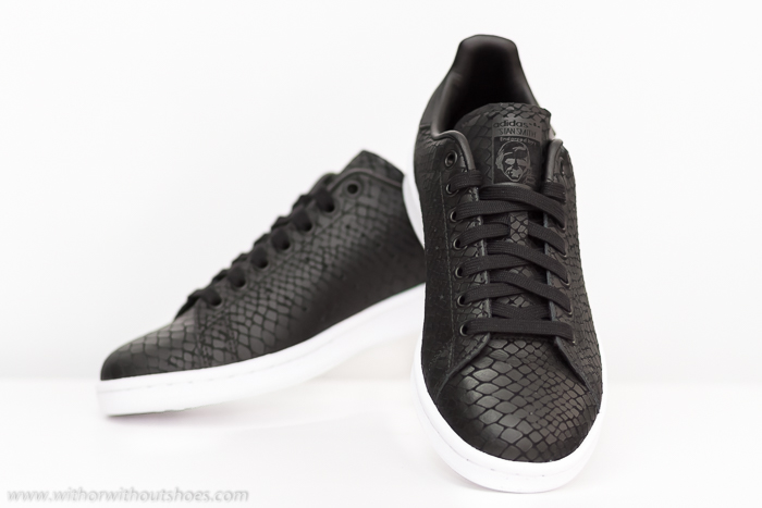 adidas stan smith españa negras