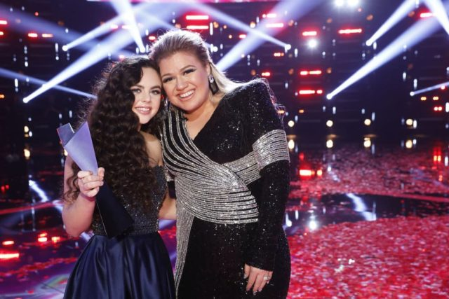 Video: Watch 'The Voice' Winner Chevel Shepherd and coach Kelly Clarkson Press Conference