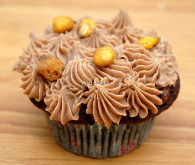 Cupcakes de Chocolate con Kikos