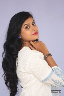 Rithika Stills at Ameerpet Lo Audio Success Meet