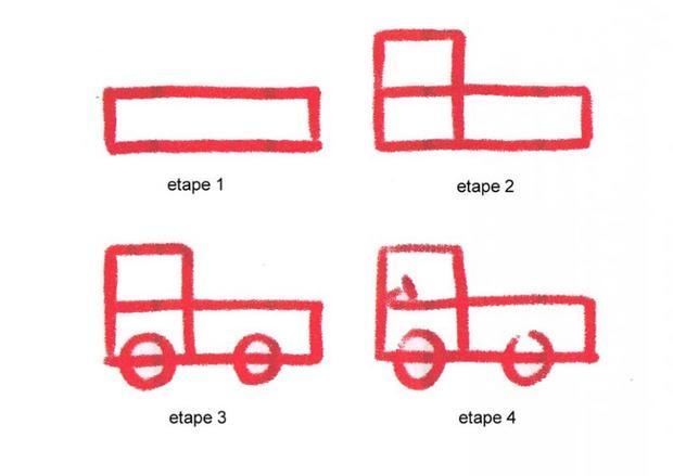 رسومات بسيطة للاطفال