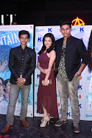 Gracy Singh and Bappi Lahiri   Blue Mountain Music Launch IMG 0604.JPG