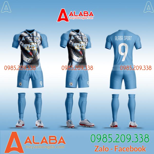 áo đấu  Man City 2019 2020