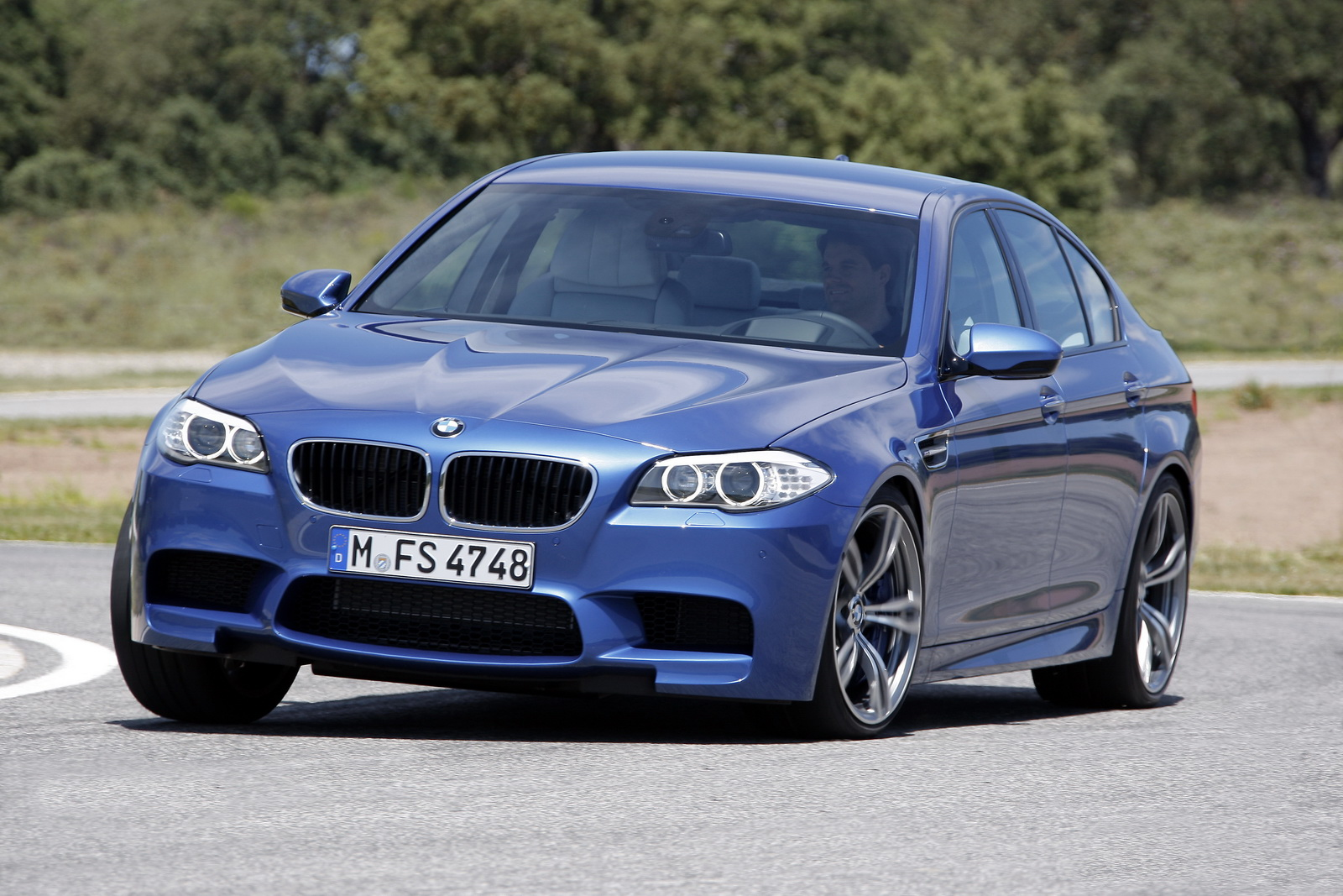 bmw f10 m5 production to end this month likely the last. Black Bedroom Furniture Sets. Home Design Ideas