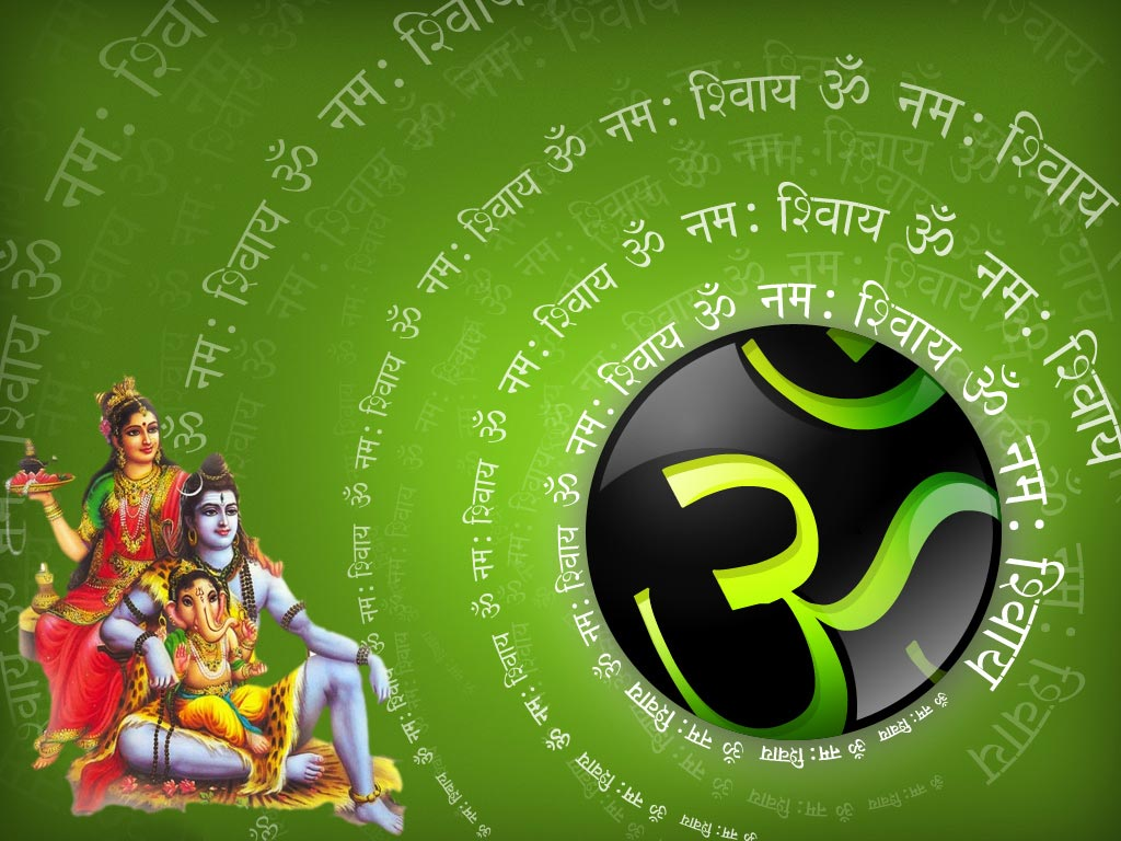 Bhakti Wallpaper 3d Hd Download Om Hindu God Wallpapers Free Download