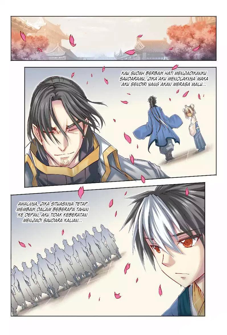 Jiang Ye Chapter 23