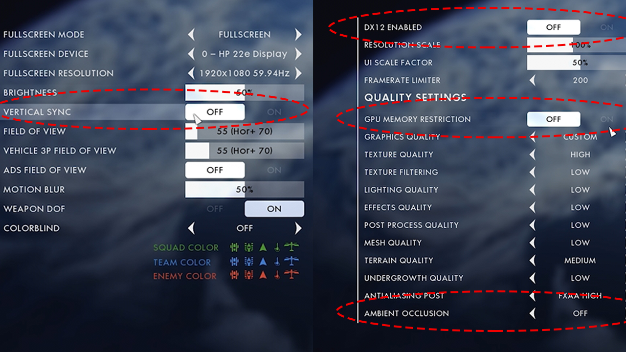 Battlefield 1 Multiplayer Lag Fix for Low End Processor/PC