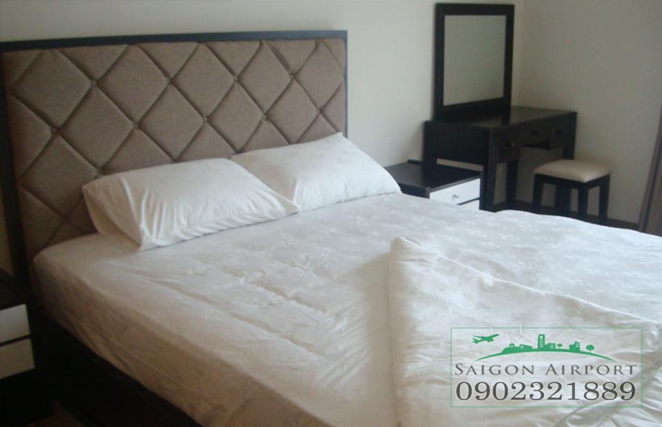 Saigon Airport Plaza quận Tân Bình - giường ngủ