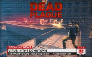 Dead Plague Zombie Outbreak MOD APK Unlimited Money