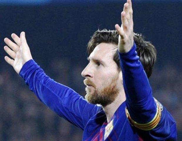 Messi dan Barca Terus Melaju di Liga Champions