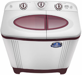 Intex WMSA62RD 6.2 kg Semi Automatic Washing Machine 3