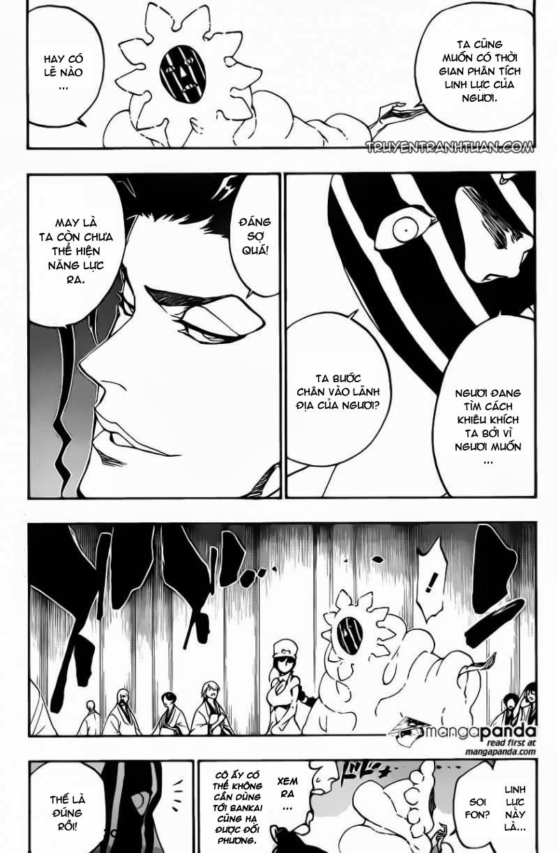 Bleach chapter 550 trang 5