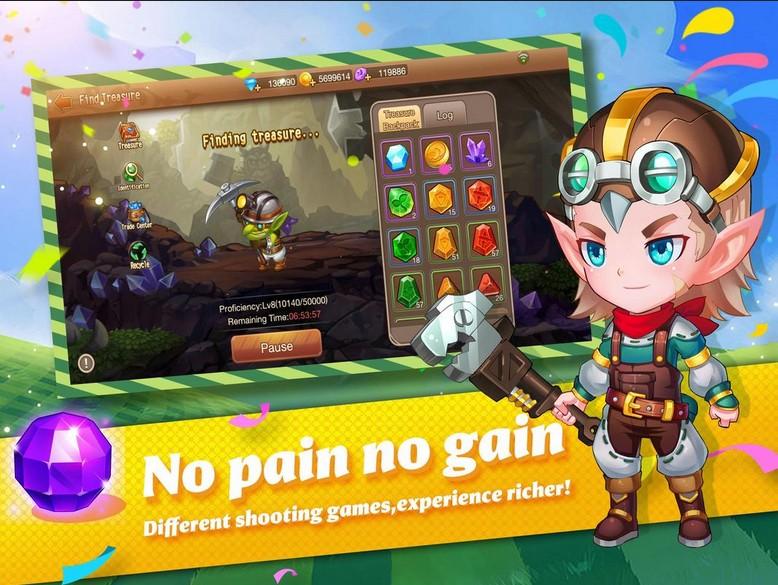 no pain no game download