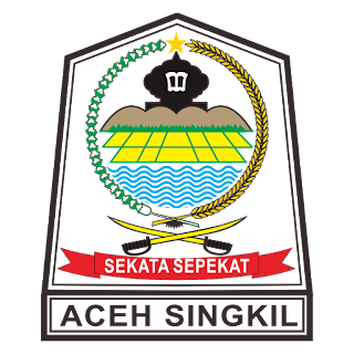 Aceh Singkil Logo Vector