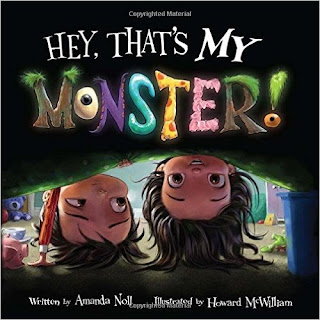 Hey, That's My Monster! PDF