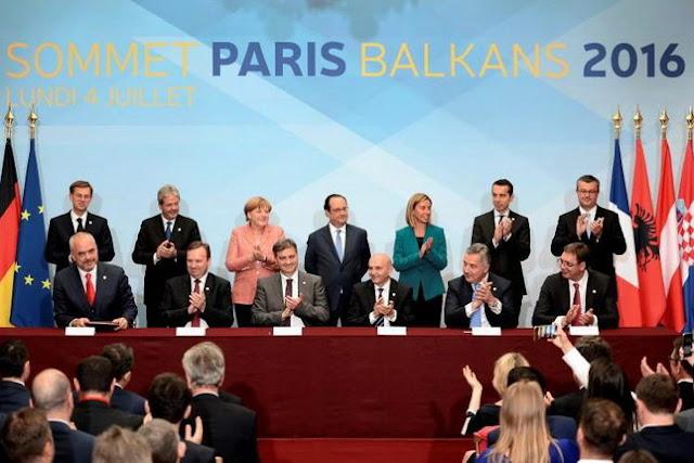 Στο περιθώριο (και) των Βαλκανίων η Ελλάδα