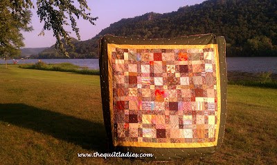 how to make a quilt top tutorial