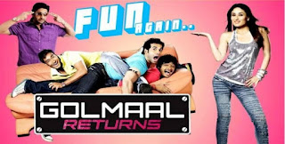 Bollywood comedy classic-Golmaal Returns