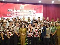 Resmi Dilantik, LMPI Lampung Siap Sinergi Dengan Pemerintah Dan Menjaga NKRI
