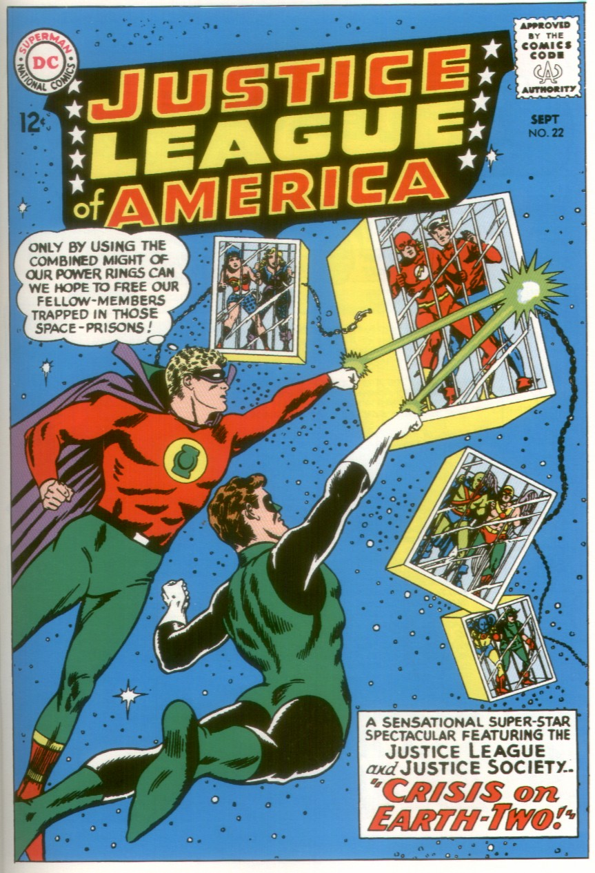 Justice League of America (1960) 22 Page 1