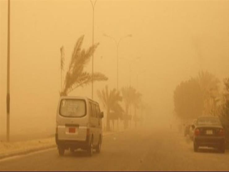 الأرصاد تحذر المواطنين موجة من الرياح والأتربة تصل للعاصفة تضرب البلاد فى هذا الموعد