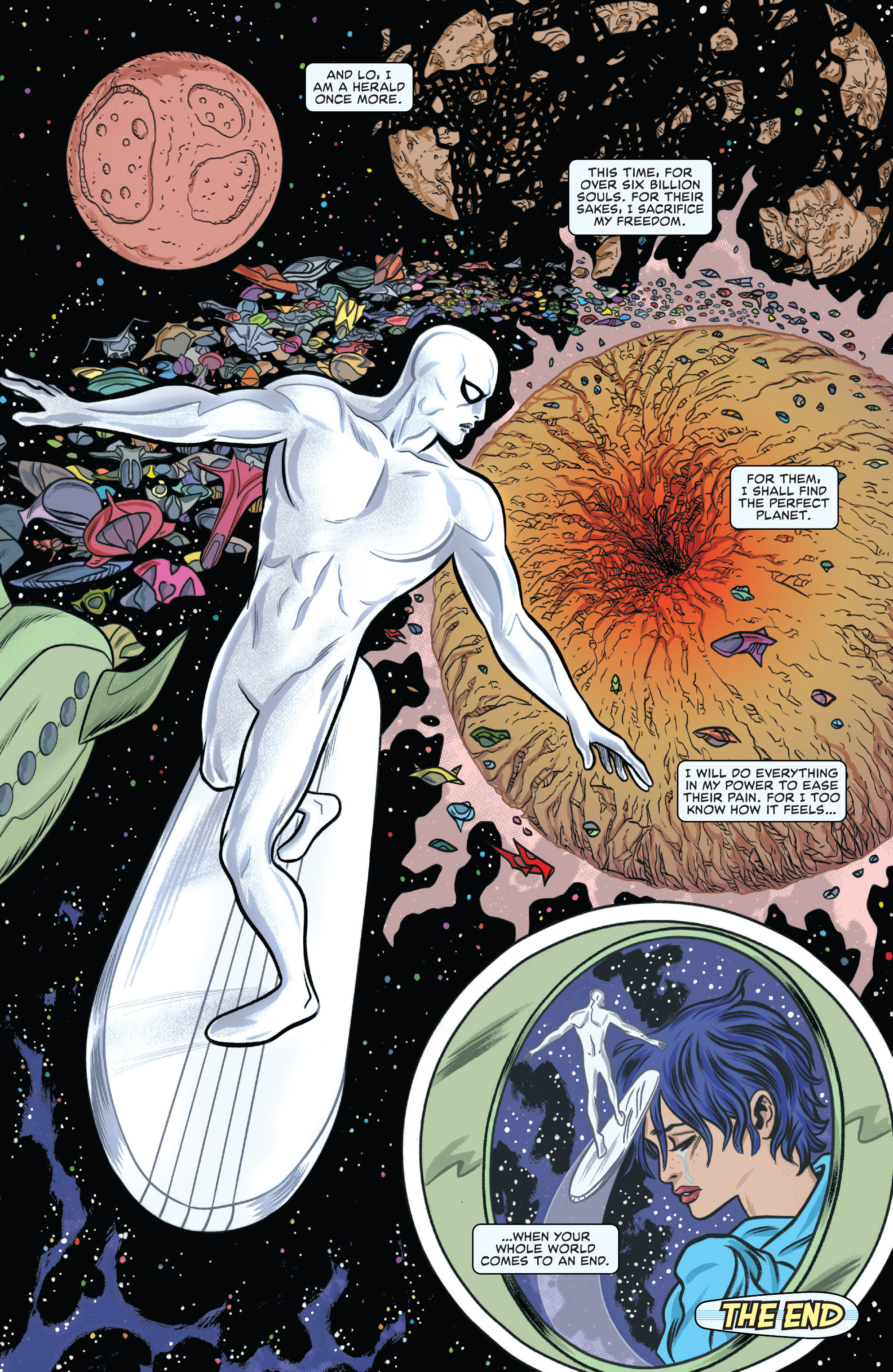 Read online Silver Surfer (2014) comic -  Issue #10 - 21