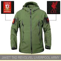 Jual Jaket Gunung Waterproof Tactical Revolver Liverpool Murah