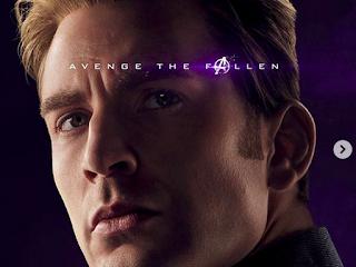 Sebulan Lagi Tayang, 'Avengers: Endgame' Rilis Poster Terbaru