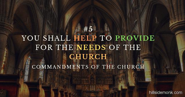 5 Precepts Of The Church-5