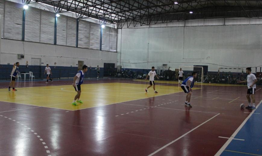 76ab0e17d6fe4 Novo Futsal SJP  Mais uma semana! Trabalho tático