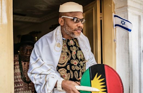 FG Urges Court To Return Kanu To Prison