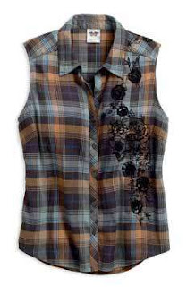 http://www.adventureharley.com/harley-davidson-embroidered-sleeveless-shirt-womens-plaid-96019-17vw/