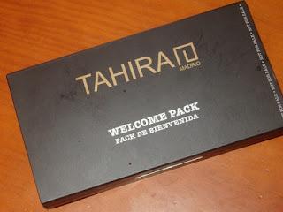 pack de bienvenida tahirah