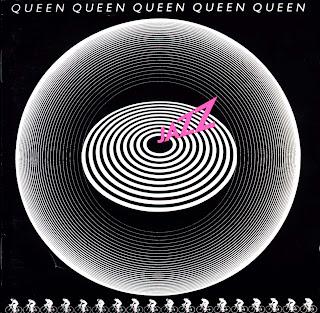 Capa do Álbum Jazz, do Queen, de 1978