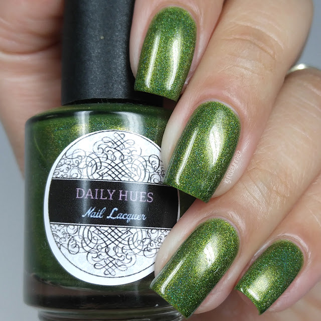 Daily Hues Lacquer - Olive