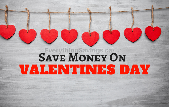 Valentines Ideas that Save Money