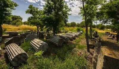 «Mονοπάτι πολιτισμού» 120 χλμ., στην Τροία του Ομήρου