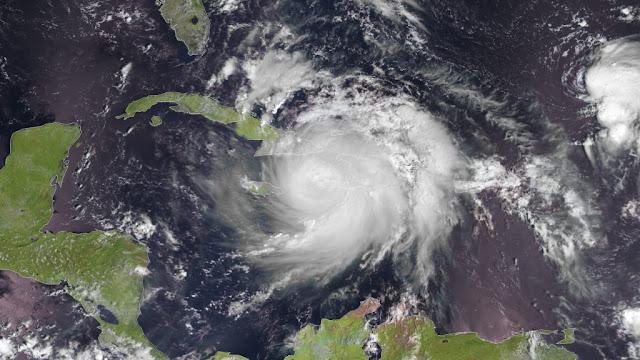 Huracán Matthew, Haití,