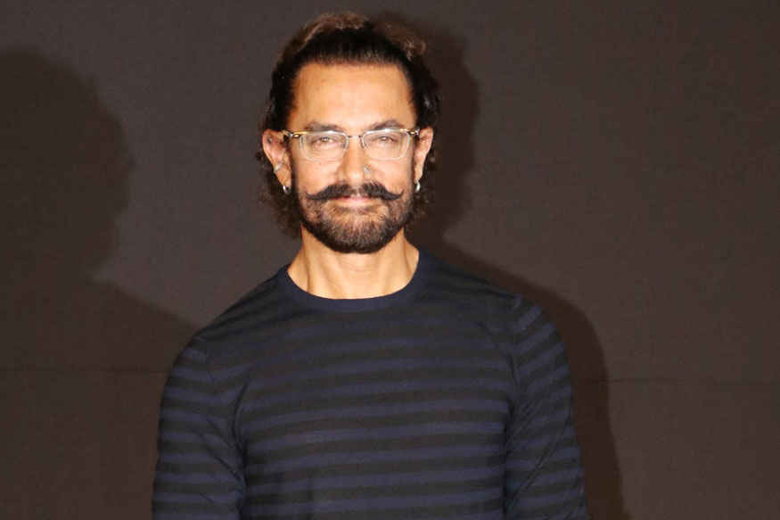 Aamir Khan Launches Trailer of Secret Superstar Film